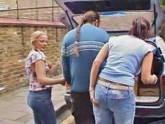 British Milf Angie George In A Lesbian Scene Free Porn Fa